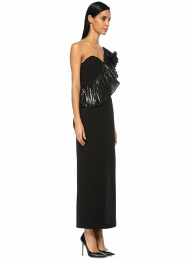 Alessandra Rich Elbise Siyah